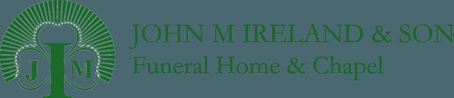 John M Ireland & Son Funeral Home & Chapel logo