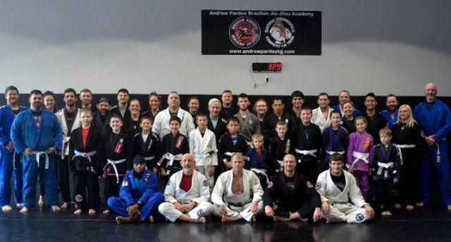 Andrew Pardee Brazilian Jiu-Jitsu Academy | Weirton, WV