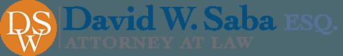 Saba David W. Attorney At Law - Logo