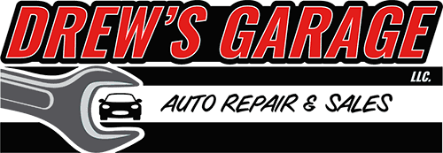 Drew's Garage LLC logo