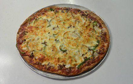 Villa Pizza Buffet Mattoon Il