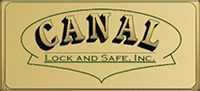 Canal Lock & Safe - Logo