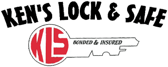 Ken's Lock & Safe Service - Logo