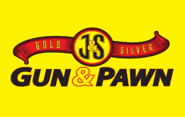 J and S Gun & Pawn - Logo
