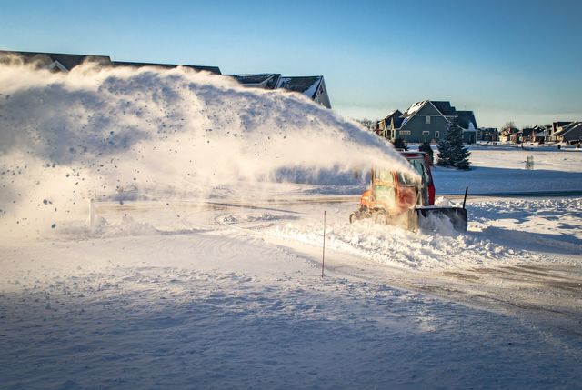 Snow Removal | Driveway Scraping | Grand Forks, ND