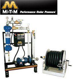 Mi-T-M Mud Blasting Pump System