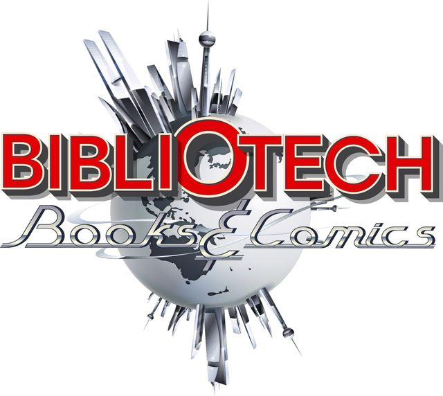 Bibliotech Books & Comics logo