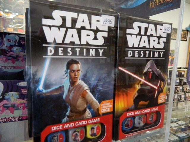 Star War Destiny Game