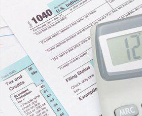 Tax Preparation Form