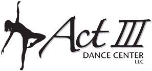 Act III Dance Center LLC - Logo
