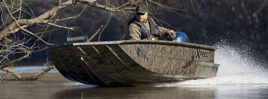 Hunting boats fishing boats havoc stuttgart ar for North river fish bar