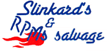 Slinkard's Recycling & Auto Salvage - Logo