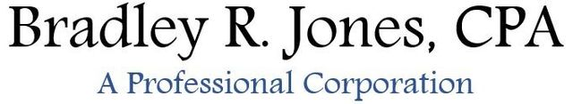 Bradley R Jones CPA INC - logo