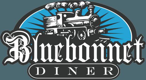 Bluebonnet Diner Logo