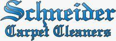Schneider Carpet Cleaners - Logo