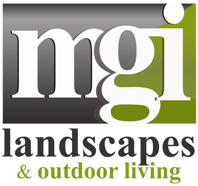MGI Landscapes & Outdoor Living - Logo