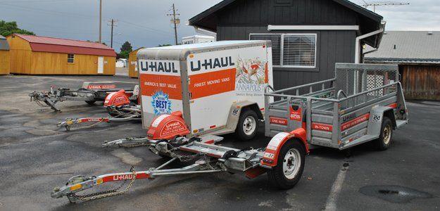 U-Haul Rental | Truck and Trailer Rental | Fruitland, ID