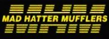 Mad Hatter Mufflers - Logo