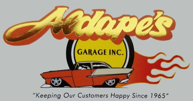 Aldape's Garage Inc. - Logo