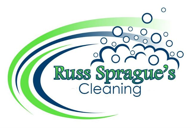 Russ Sprague's Cleaning - Logo