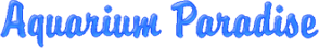 Aquarium Paradise - Logo