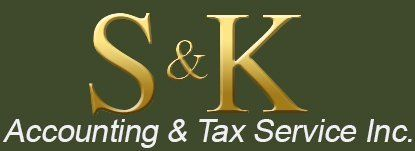 S & K Accounting & Tax Service - Logo