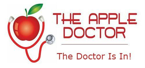 The Apple Doctor Logo