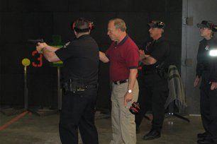 Firearm instructor