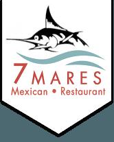 7 Mares Mexican Restaurant - Logo