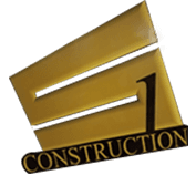 Surface 1 Construction, LLC logo
