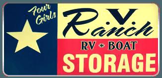 Four Girls R.V. Ranch - Logo