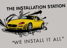 The Installation Station - Logo