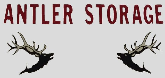 Antler Storage   Logo. Located In Cheyenne, WY