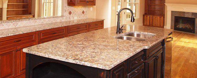 Granite Countertops Granite Leather Finish Newcastle Ok
