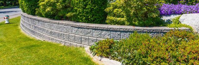 Retaining Walls | Versa-Lok | Keystone | Carnegie, PA