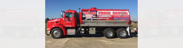 Texas Pride Septic Inc | Septic Tank Installation | Spring