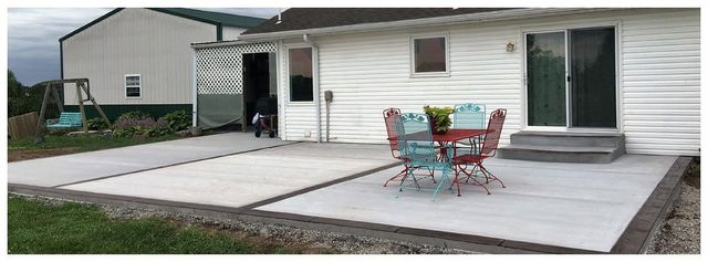 Update Your Property With A New Concrete Patio