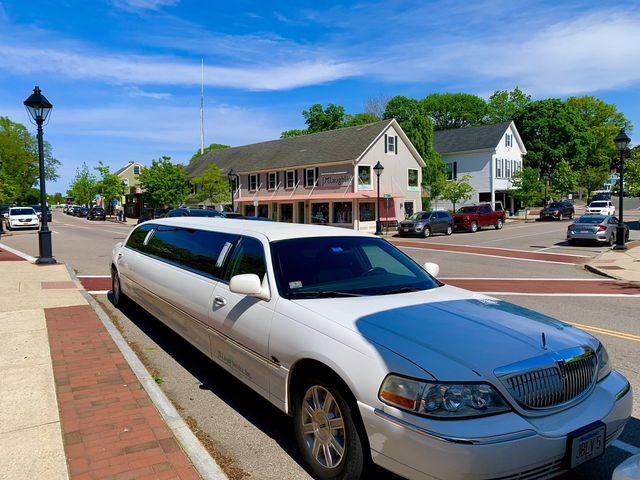 Wedding Transportation | Limousine| Boston, MA