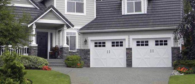 NORTHWEST DOOR THERMA CLASSIC - Carriage House Steel & Carriage House Door | Wayne Dalton Doors | Bellingham WA