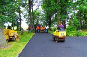 Paving and Asphalt