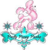 Pretty Puppy Parlor Logo