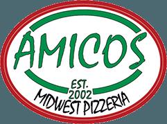 Amicos Midwest Pizzeria - logo