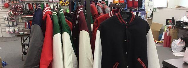 Design Your Letterman Jacket | Varsity Jackets Letterman Jackets Saint Clairsville Oh