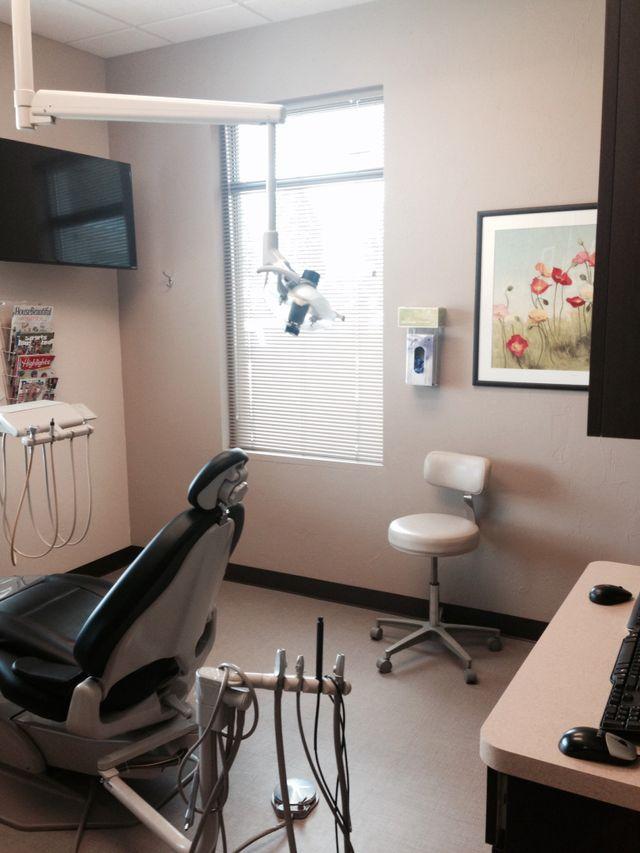 Thurston Family Dental office