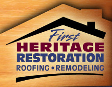First Heritage Restoration - Logo