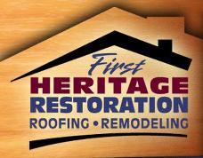 First Heritage Restoration - Logo