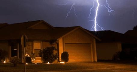 Storm Damage Repair Service