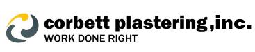 Corbett Plastering, Inc - Logo