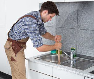 Drains cleaning