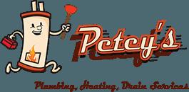 Petey's Plumbing LLC - Logo